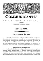 Communicantes n�24