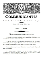 Communicantes n?88