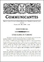 Communicantes n?67